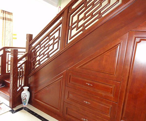 扬州实木楼梯特性